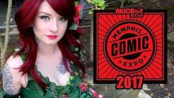 """Memphis Comic Expo 2017"""