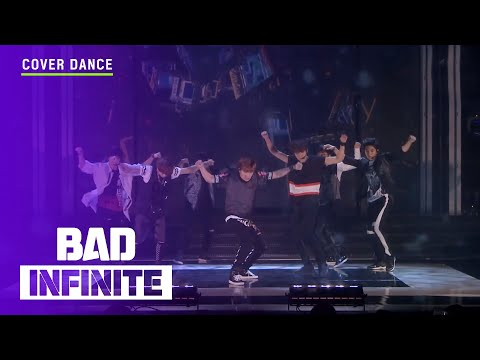 ALL THE K-POP Cover Dance ::: INFINITE - Bad