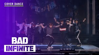 Video ALL THE K-POP Cover Dance ::: INFINITE - Bad download MP3, 3GP, MP4, WEBM, AVI, FLV Maret 2018