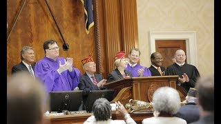 American Legion National Commander addresses South Carolina lawmakers
