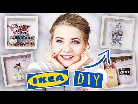 4 Diy S Mit Ikea Bilderrahmen Geschenke Fur Jeden Anlass