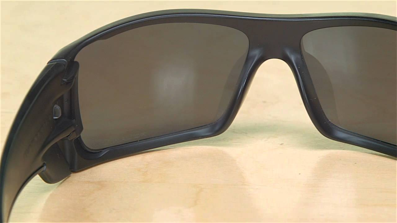 dc362ebabc9 Oakley Batwolf Polarized Sunglasses OO910104 Overview - YouTube