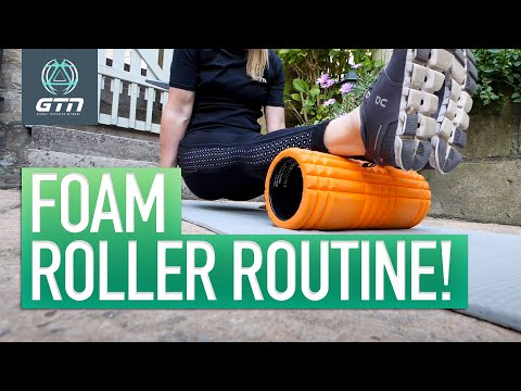 Why & How To Use A Foam Roller | Full Body Foam Rolling Routine