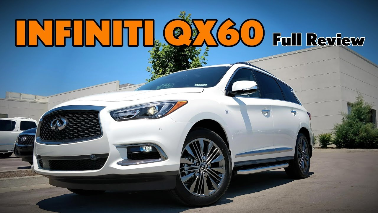 2019 infiniti qx60 limited full review youtube. Black Bedroom Furniture Sets. Home Design Ideas