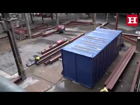 Plymouth Herald Video April '18 Open Doors