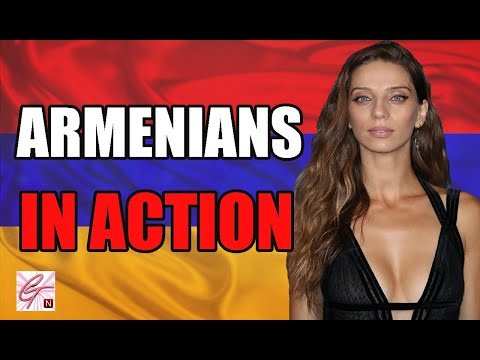 TOP 10 Actresses From ARMENIA Of All Time   ARMENIANS In Action