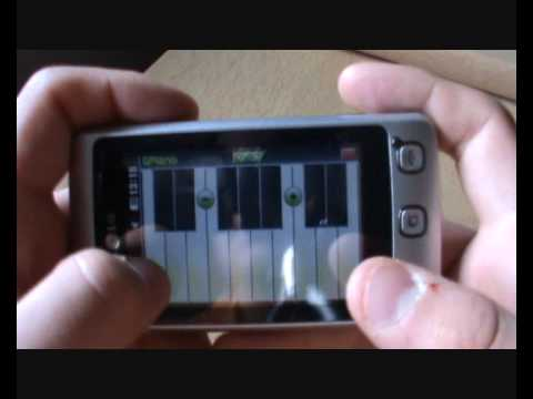 Lg kp500 ringtones and games часть 1 youtube.
