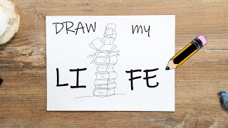 Draw My Life   Caroline Corvasce JR3C