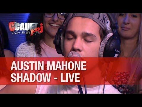 Austin Mahone - Shadow - Live - C'Cauet sur NRJ