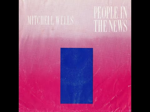 1980's RARE NEW WAVE ELECTRONIC People In The News 1982 Mitch Wells