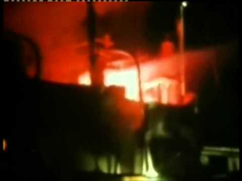 Radio North Sea - Fire Bombing 1971 (2)