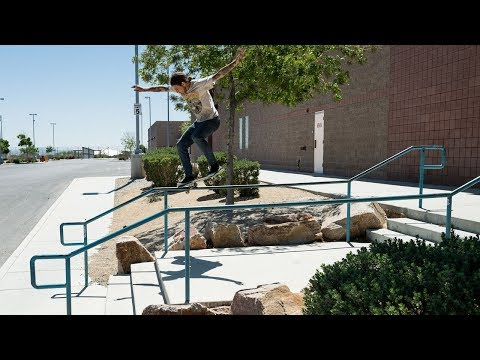 "Rough Cut: Riley Hawk's ""Shep Dawgs 5"" Part"