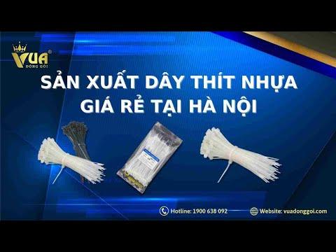 Sản Xuất Dây Thít Nhựa Giá Rẻ Tại Hà Nội