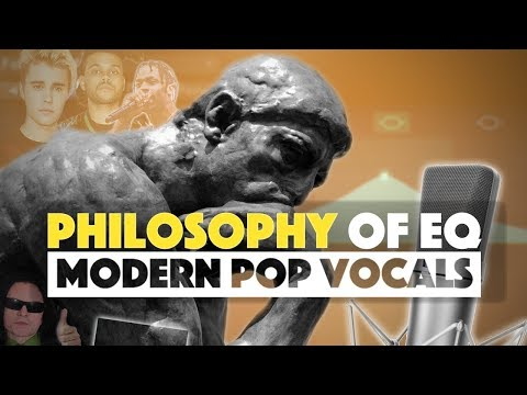 Philosophy of Mixing Modern Pop Vocals   EQ In Logic Pro X (feat. Tommy Wiseau)