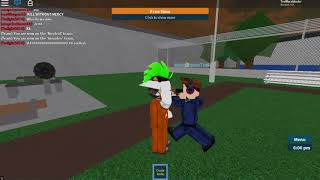 T. F. B. GAME PLAY Roblox Prison Life