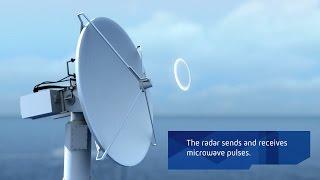 Weather radar on RV Investigator