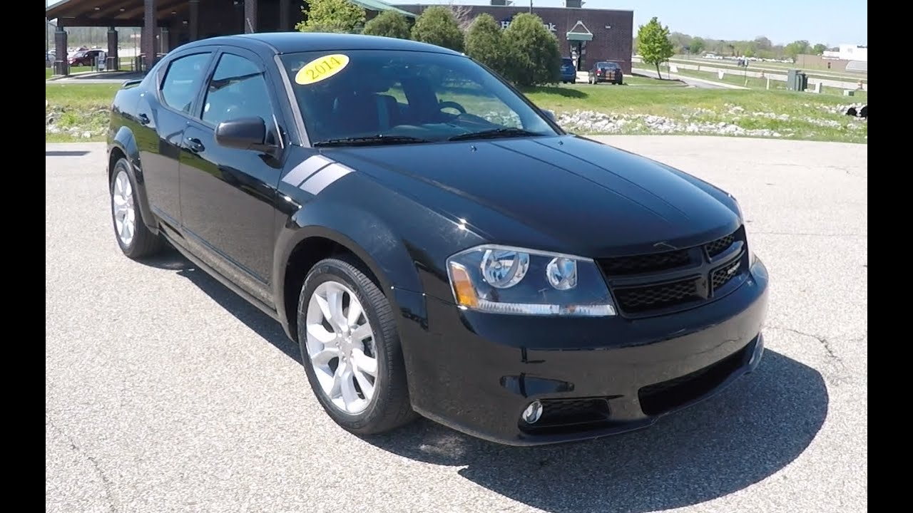 2014 dodge avenger rt p10293 youtube. Black Bedroom Furniture Sets. Home Design Ideas