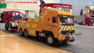 Rc Trucks @ Leyland (December 2016) Tamiya Wedico scaleART Carson