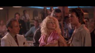 This Isn't Working Out Dalton    Road House clip 1989