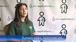 Zumiez Interview - Sales Associate
