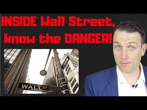 Wall Street is AGAINST you! The Nature of Wall Street