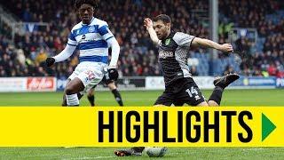 HIGHLIGHTS: Queens Park Rangers 4-1 Norwich City