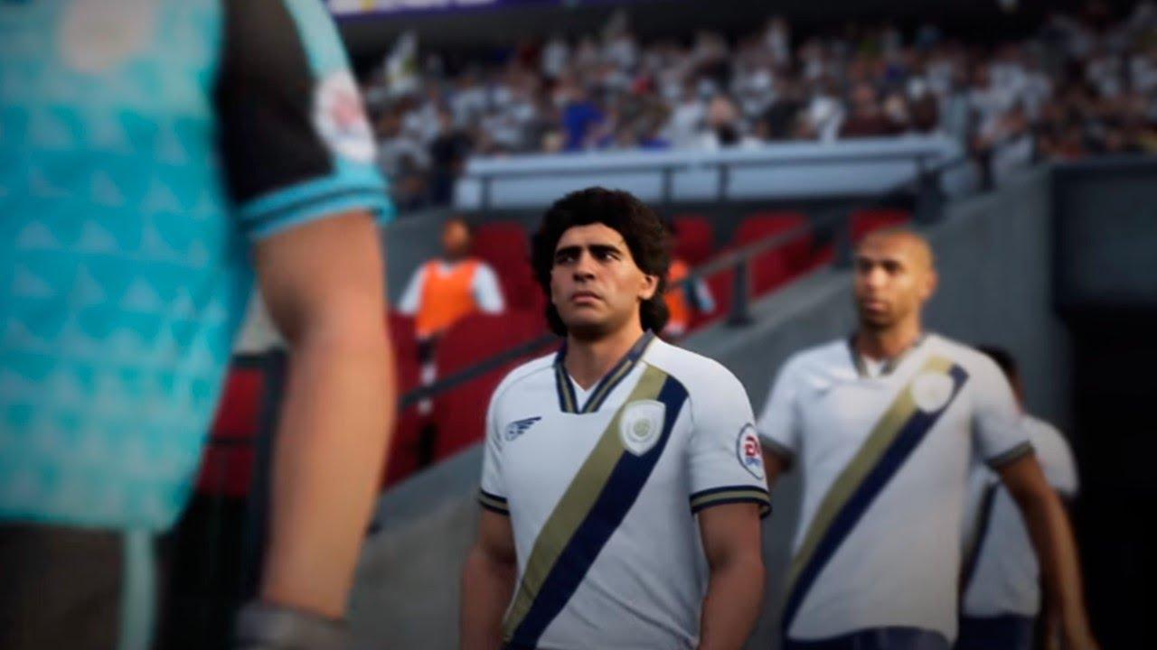 Maradona Fifa 18
