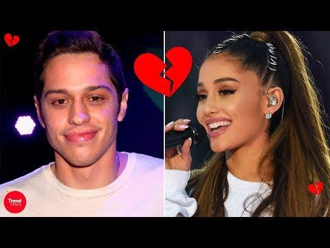 Ariana Grande y Pete Davidson TERMINARON su relación!