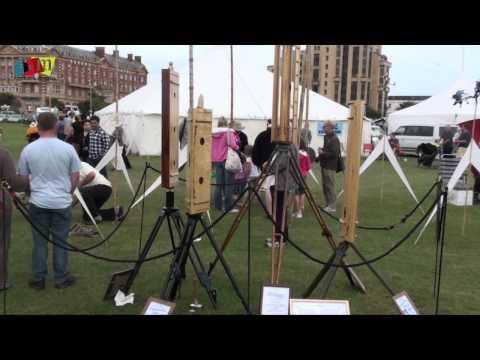Beautiful Aeolian Instruments