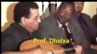 Ustad AxMed Naji iyo Pro Dhalxa Kaban Hees Carabi ah.
