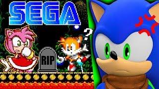 Las 7 PEORES Cosas que SEGA ha Hecho | Destrucción de Sonic