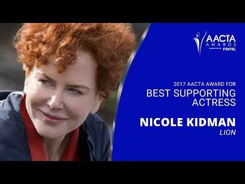 7th AACTA Awards | AACTA Award for AACTA Award for Best Supporting Actress
