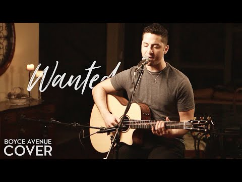Wanted - Hunter Hayes (Boyce Avenue acoustic cover) on Apple & Spotify