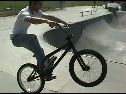 Steve BMX