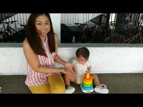 Unboxing: Baby's First Blocks And Rock-a-Stack By Fisher-Price