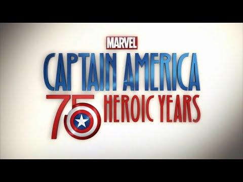 Trailer do filme Marvels Captain America: 75 Heroic Years