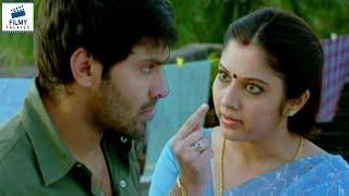 Arya Challenging His Family | Nene Ambani Telugu Movie Scenes | Filmy Talkies