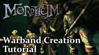 Warband Creation Tutorial ► Let