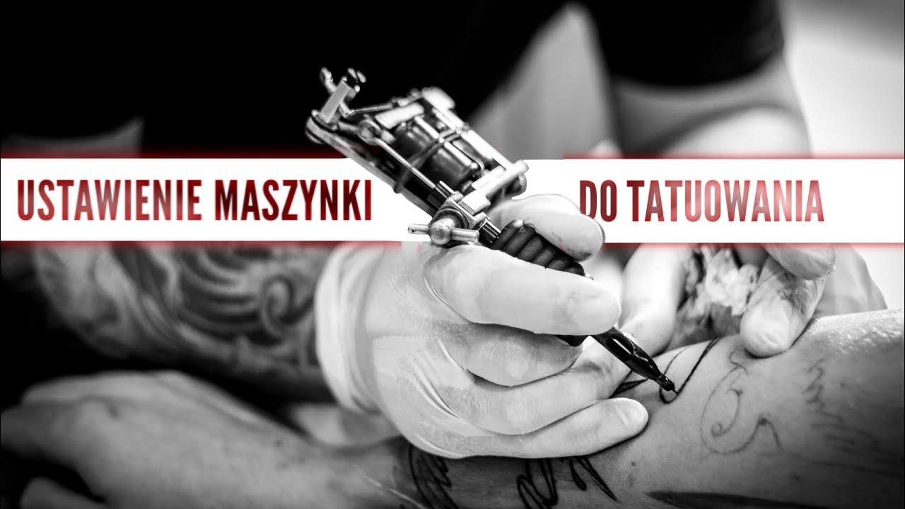Ustawienie maszynki do tatuażu i osadzenie igły zwykłej vs cartridge #2