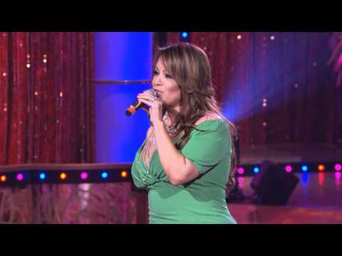 """Jenni Rivera """"A Que No Le Cuentas"""" en Mi Sueño es Bailar"""