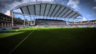FIFA 14 - Tournament Mode - Champions League Final Highlights
