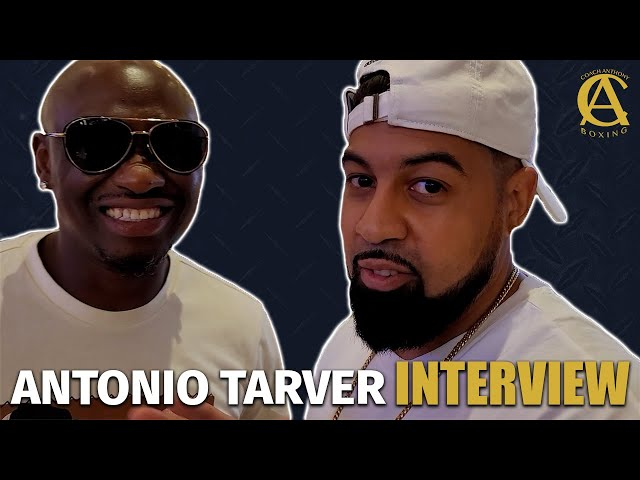 Hall of Fame Boxer Antonio Tarver Gives his opinion on the Direction of Boxing!