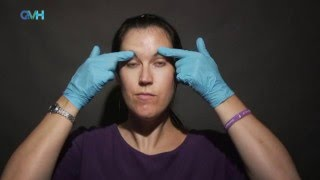 Stretches for the Tight Side - Management of Synkinesis - Facial Palsy DVD 2