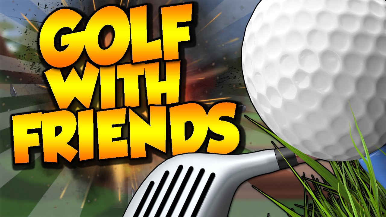 how to get golf with friends for r