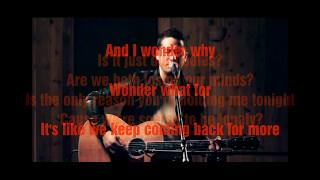 Scared to Be Lonely - Martin Garrix Feat Dua Lipa - Boyce Avenue Cover acustic(Lyric )