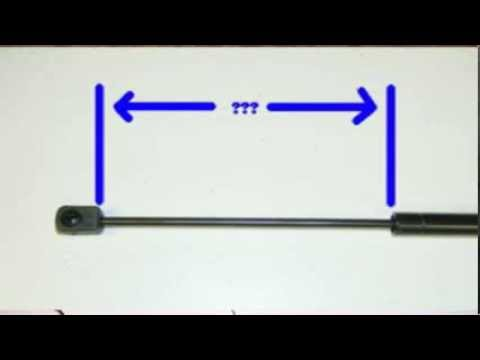 How To Replace The Gas Springs On Your Rv Or Truck Cap