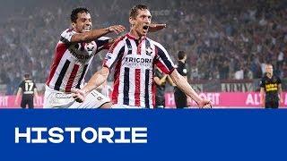HISTORIE | 2014: De Brabantse derby tussen Willem II en NAC