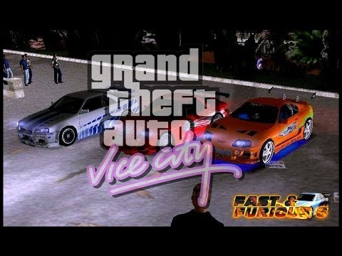 How to download and install gta vice city fast and furious mod on.