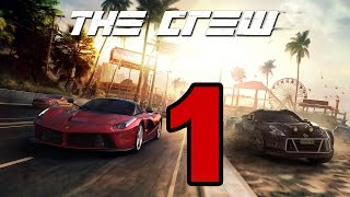 The Crew Walkthrough PART 1 [1080p] No Commentary (Beta) TRUE-HD QUALITY