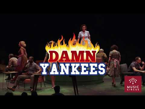 Damn Yankees - August 8-13 - Music Circus - Extended Video Highlights